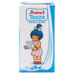 Amul Taza Toned Milk Tetra pack 1L
