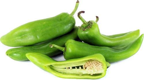 Green Chili Big 250gm