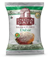 India Gate Basmati Rice Duber  5kg