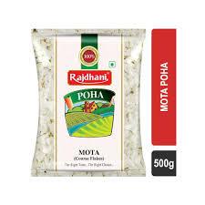 Rajdhani Poha Mota 500gm