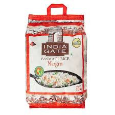 India Gate Basmati Rice Mogra  5 kg