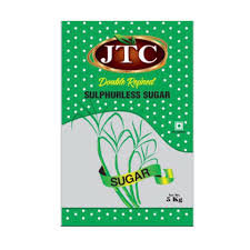 JTC Sulfarless Sugar 1kg