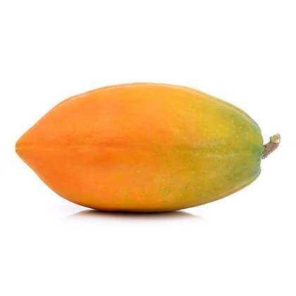 Papaya 1kg (pc could be bigger and will be charged accordingly)