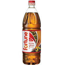 Fortune Kacchi Ghani Mustard oil 1L