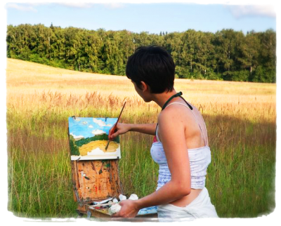 Outdoor Painting Tips for the Plein Air Painter