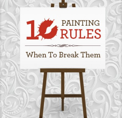 10 Painting Rules & When To Break Them