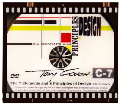 Tony Couch - Elements of Design Review
