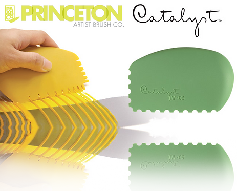 Catalyst Silicone Painting Wedges