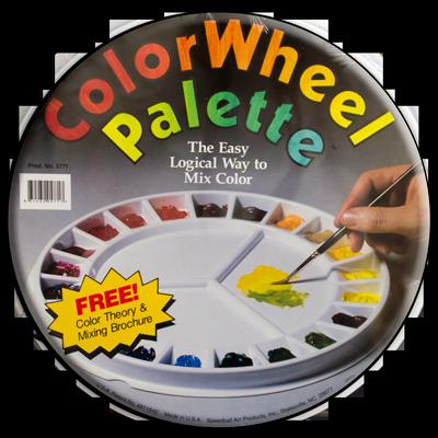 Colour Wheel Palette (20 - Pans)