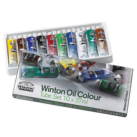 Winton Oil Sets (Student Grade)