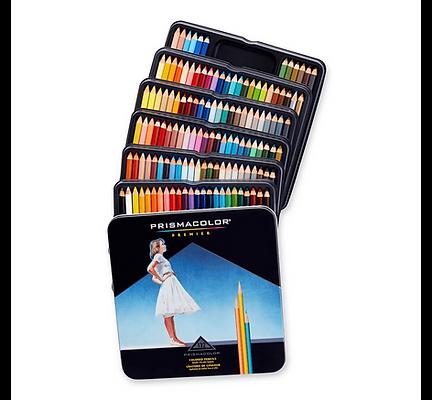 Prismacolor Coloured Pencil Sets