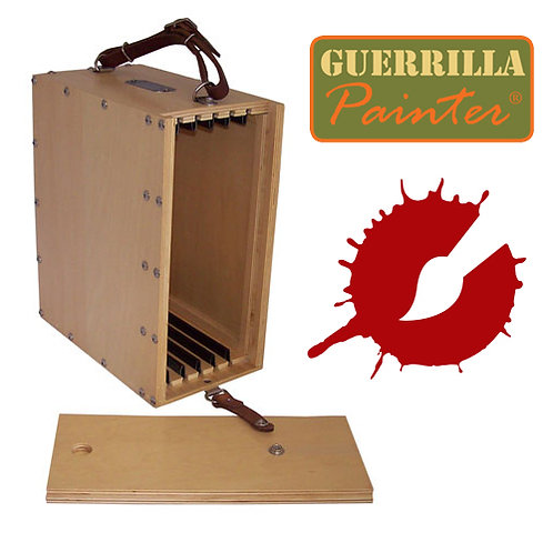 Guerrilla Wet Painting Carriers