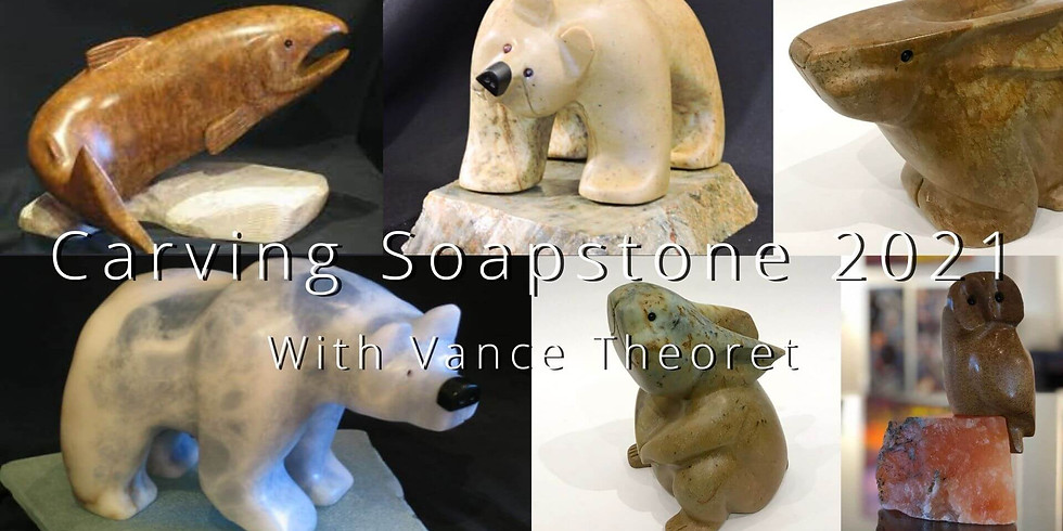Carving Soapstone 2021