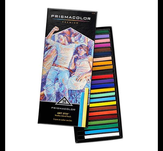 Prismacolor Art Stix · 24 Set