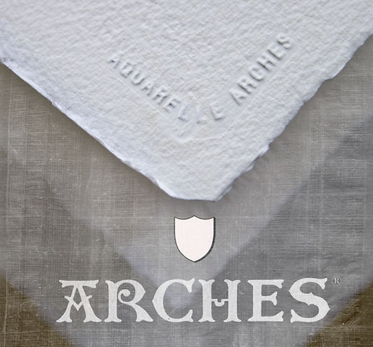 Arches Watercolour Paper (Sheets)