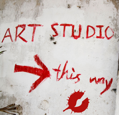 12 Ideas for Keeping Things Fresh in Your Art Studio.