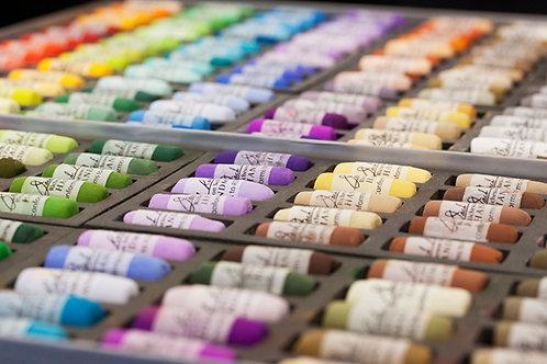 Soft Handrolled Pastels · Jack Richeson · Chalk Pastel