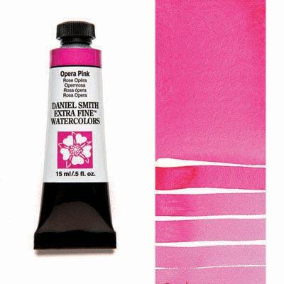 Pinks (Daniel Smith Watercolours)