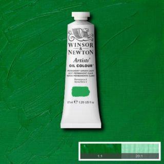 Greens (Winsor & Newton Artist Oil)
