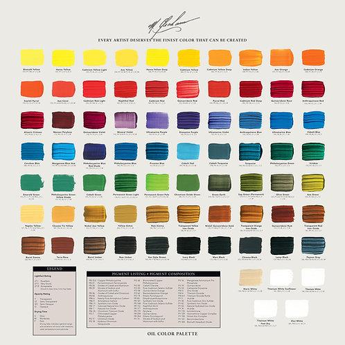 M.graham Oil Paint · 150ml Tubes