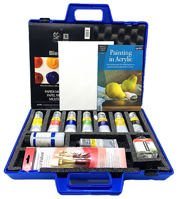 Full Acrylic Painting Kit