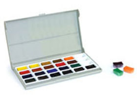 Watercolour Pan Sets