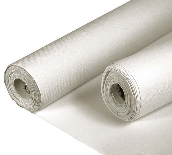 Canvas - Primed Cotton Rolls