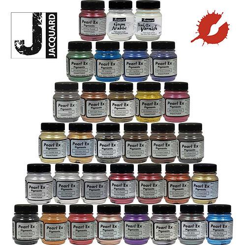 Jacquard Pearl-Ex Powdered Pigments