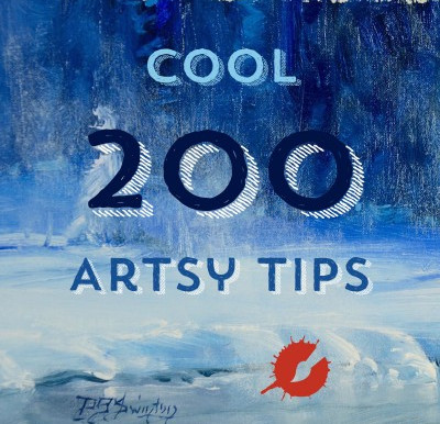 Top 200 Things That Will Make You a Better Artist.