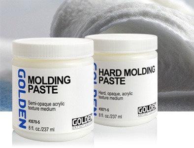 Molding Paste (Golden)
