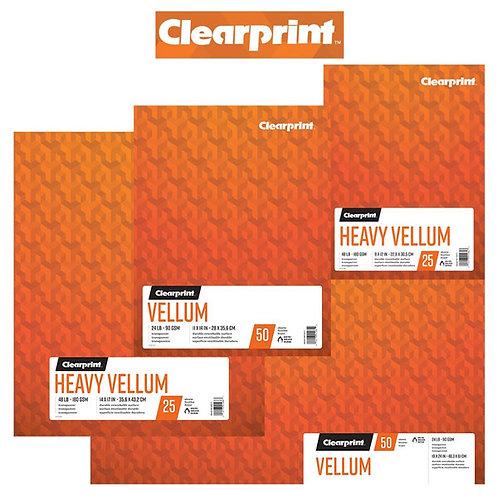 Clearprint Vellum Pads