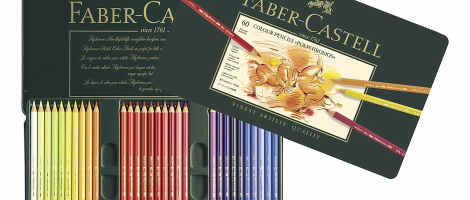 Coloured Pencil Sets (Polychromos) · Faber-Castell