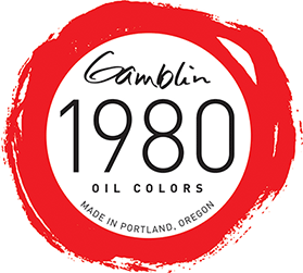 Gamblin 1980's Oil Paint