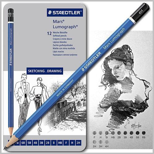 STAEDTLER Mars Lumograph Pencils and Sets