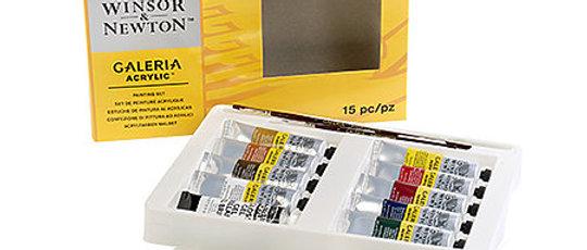 Galeria Acrylic Paint Sets · Winsor & Newton