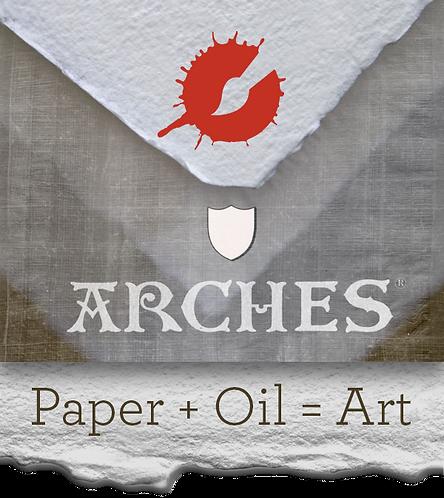Arches Oil Paper 140lb