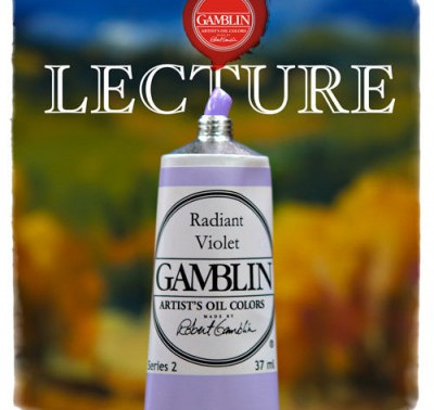 Gamblin Paint Company - Free Lecture