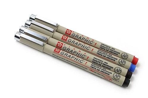 Pigma Graphic Pens