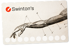 Swintons Figure Drawing Card