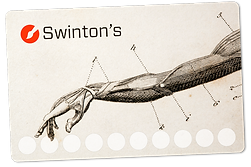 Swinton's Figure Drawing Card