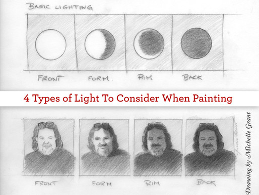 4 Types of Light To Consider When Painting