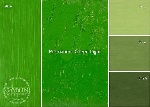 Gamblin Oils - Greens