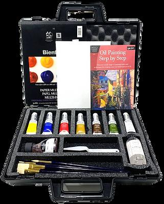 Deluxe Oil Painting Kit