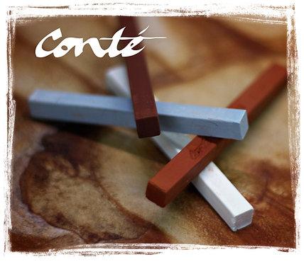 Conté Individual Sticks and Sets