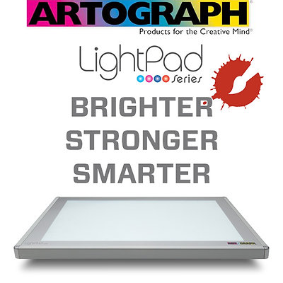 Artograph LightPad Series Light Boxes
