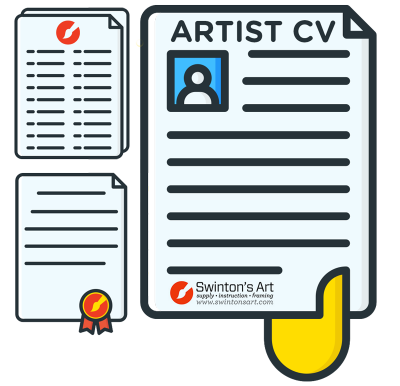 The difference between an Artist Statement, a Bio and a CV