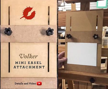 Volker Mini Easel Attachment