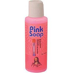 Mona Lisa Pink Soap