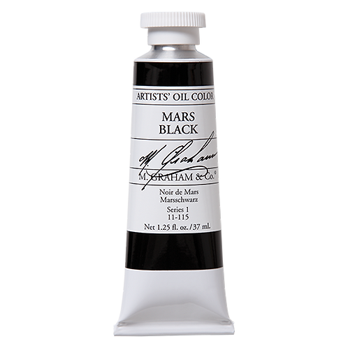 M.Graham Oils - Black - White