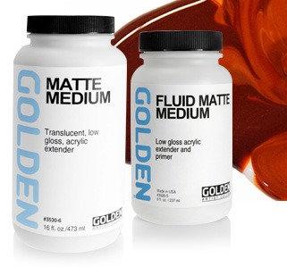 Fluid Mediums (Golden)
